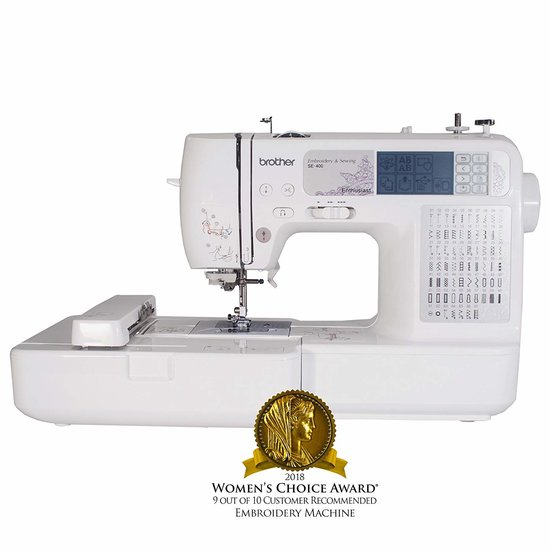 Example of Home Embroidery Machine